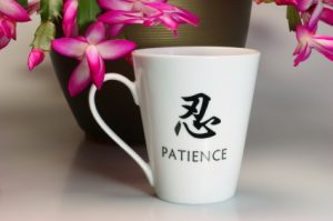 patience cup
